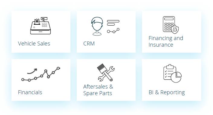 DealerBox business processes